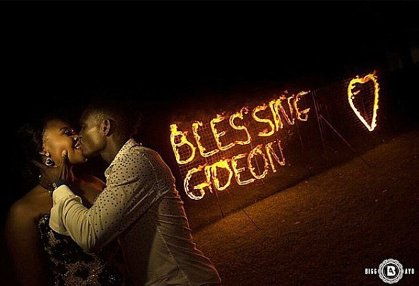 Gideon Yobo weds Blessing Akpan LoveweddingsNG16