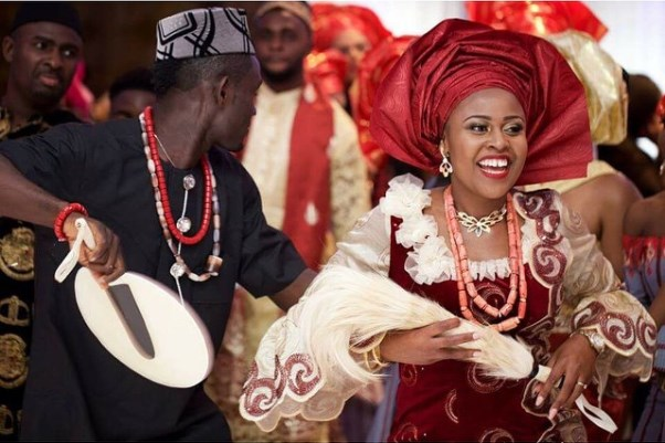 Gideon Yobo weds Blessing Akpan LoveweddingsNG22