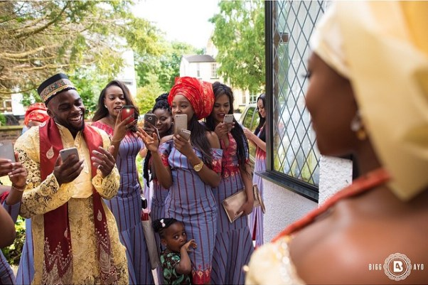 Gideon Yobo weds Blessing Akpan Traditional Wedding LoveweddingsNG5
