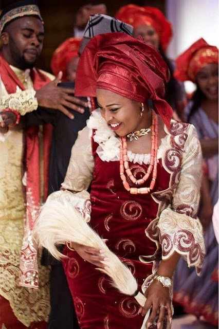 Gideon Yobo weds Blessing Akpan Traditional Wedding LoveweddingsNG6