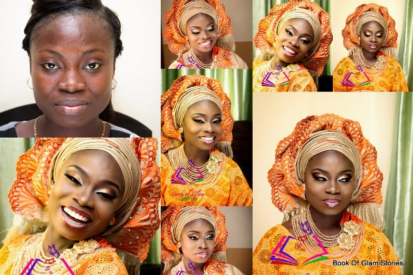 LoveweddingsNG Before and After - Book of Glam Stories