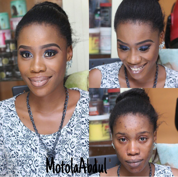 LoveweddingsNG Before and After - Motola Abdul1