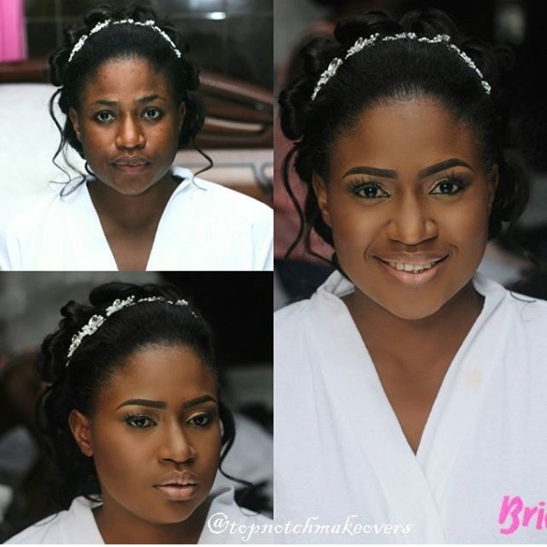 LoveweddingsNG Before and After Topnotch Makeovers