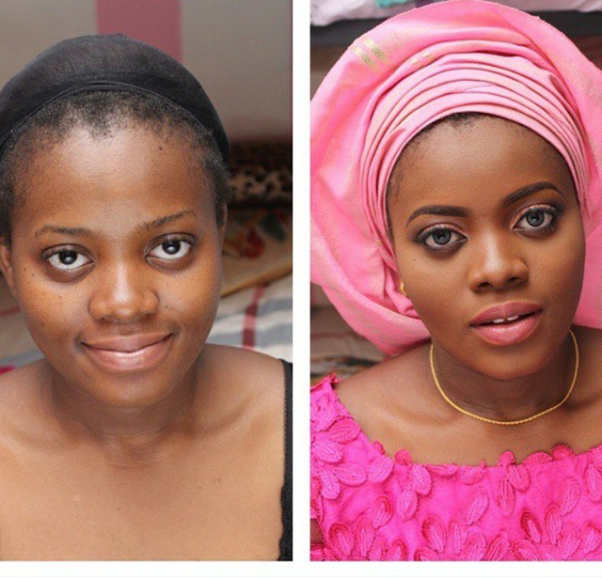 LoveweddingsNG Before and After