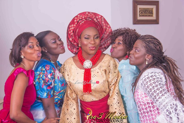 LoveweddingsNG Funmi and Ovie Traditional Wedding15