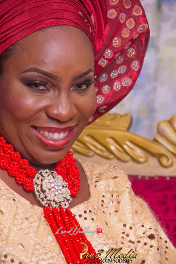 LoveweddingsNG Funmi and Ovie Traditional Wedding2