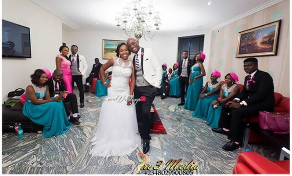 LoveweddingsNG Funmi and Ovie White Wedding2
