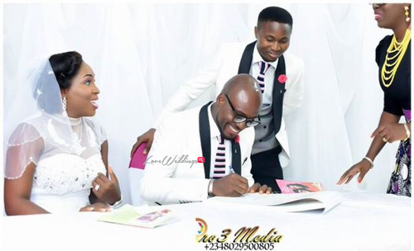 LoveweddingsNG Funmi and Ovie White Wedding4