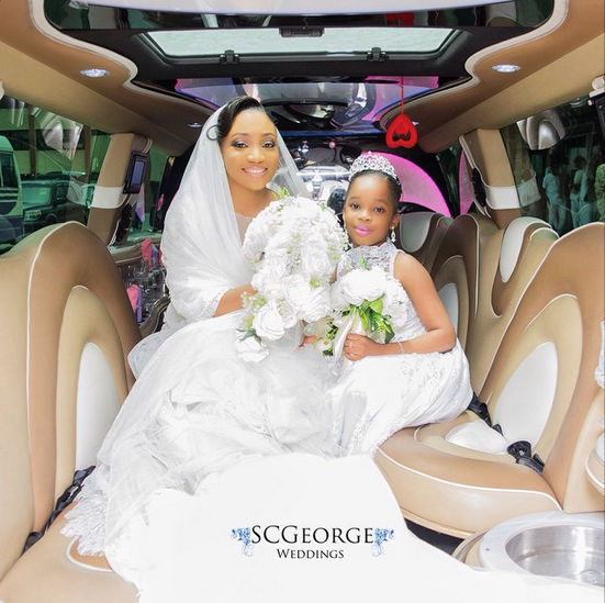 LoveweddingsNG Little Ones Bridal Train SC George1
