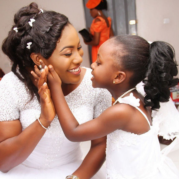 LoveweddingsNG Little Ones Bridal Train1