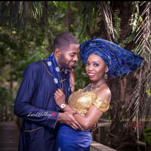 LoveweddingsNG Prewedding - Irene & Emeka
