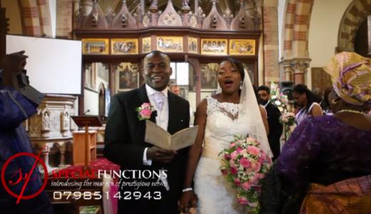 LoveweddingsNG Ronke and Oye Special Functions