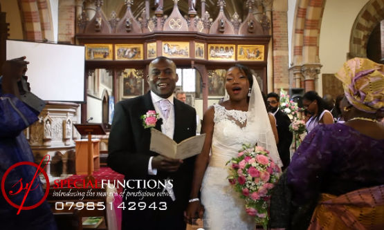 LoveweddingsNG Ronke and Oye Special Functions