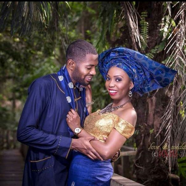 LoveweddingsNG Traditional Prewedding Shoot Mofe Bamuyiwa