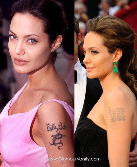 Loveweddingsng Tattoo - Angelina Jolie Billy Bob1