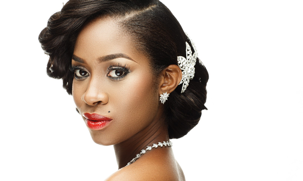 Nigerian Bridal Hair Inspiration Uniqueberry Hair - LoveweddingsNG feat