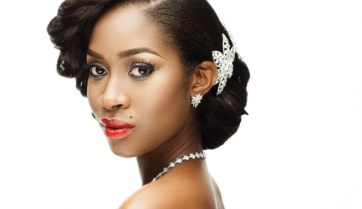 Nigerian Bridal Hair Inspiration Uniqueberry Hair - LoveweddingsNG9