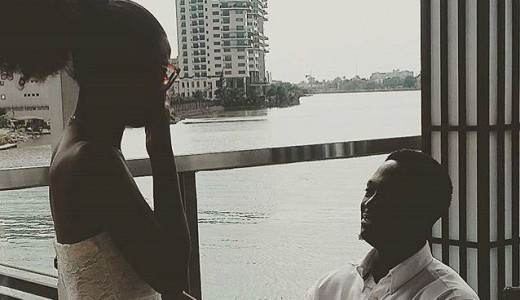 Tomi Odunsi Is Engaged LoveweddingsNG feat