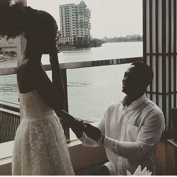 Tomi Odunsi Is Engaged LoveweddingsNG