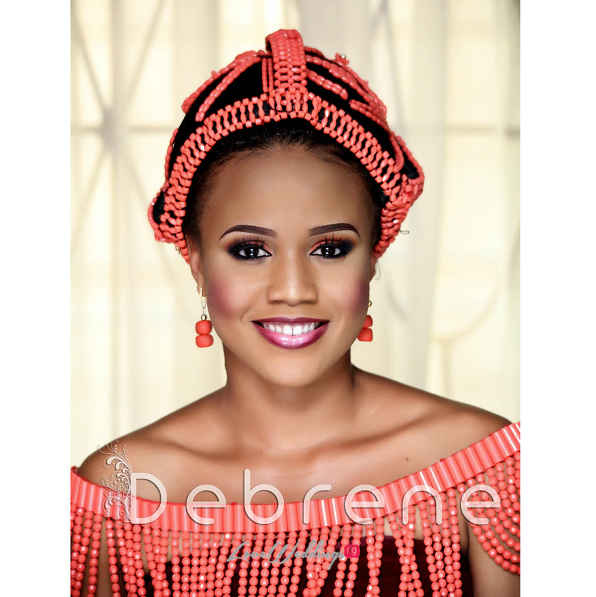 Traditional Bridal Inspiration - Debrene LoveweddingsNG