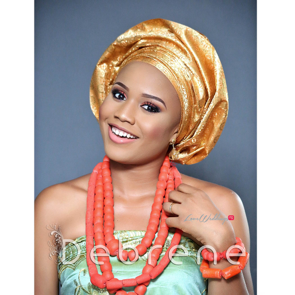 Traditional Bridal Inspiration - Debrene LoveweddingsNG2