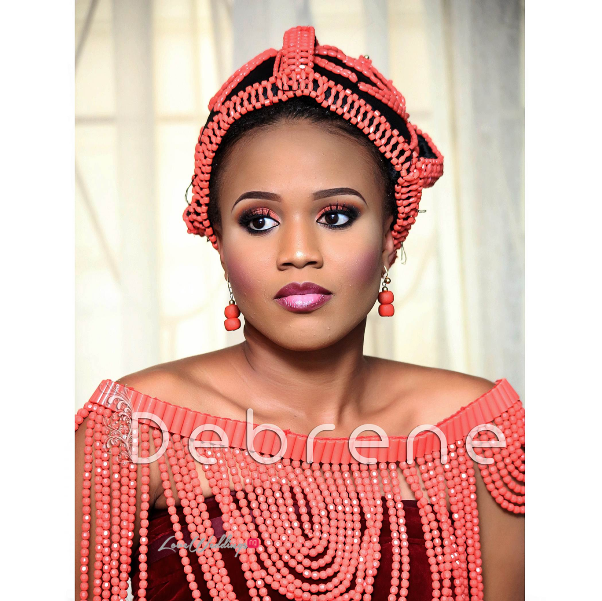 Traditional Bridal Inspiration - Debrene LoveweddingsNG3