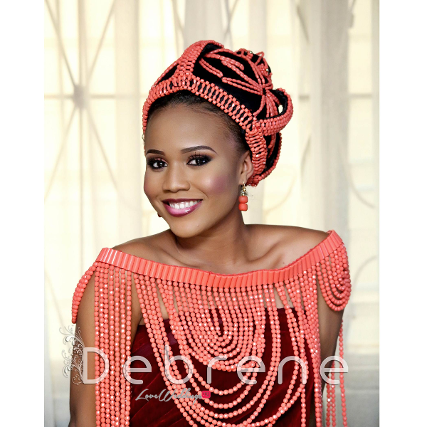 Traditional Bridal Inspiration - Debrene LoveweddingsNG4