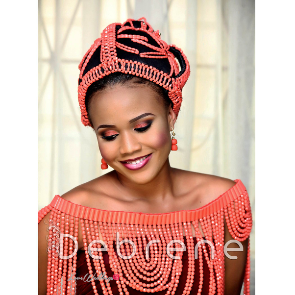 Traditional Bridal Inspiration - Debrene LoveweddingsNG6