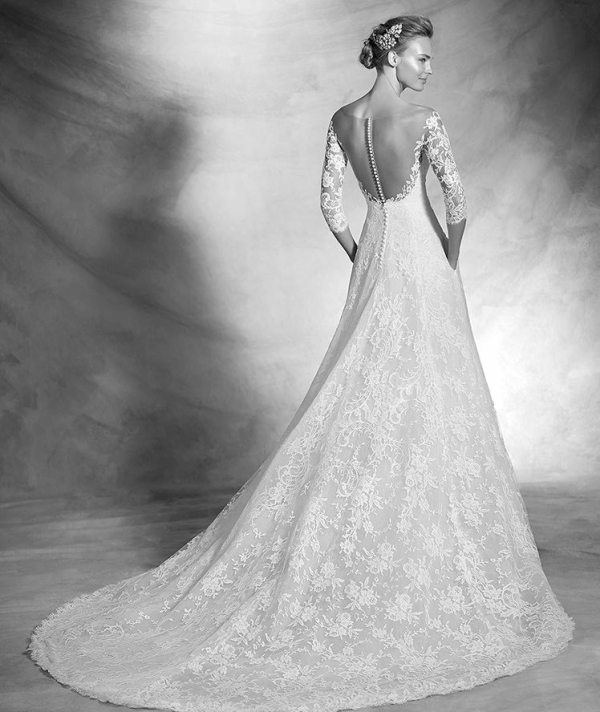Atelier Pronovias 2016 Collection LoveweddingsNG25
