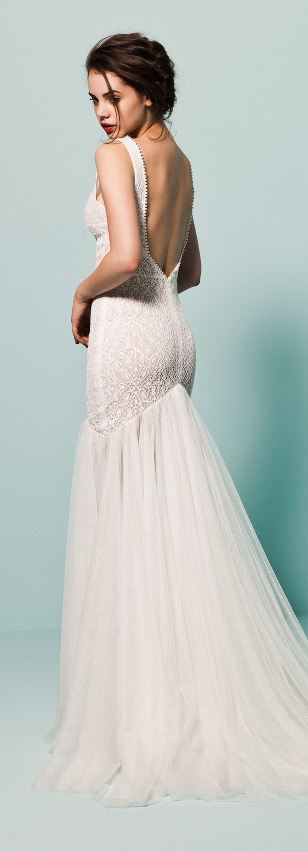 Daalarna Couture's Pearl Bridal 2015 Collection - LoveweddingsNG13