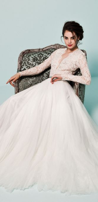 Daalarna Couture's Pearl Bridal 2015 Collection - LoveweddingsNG9