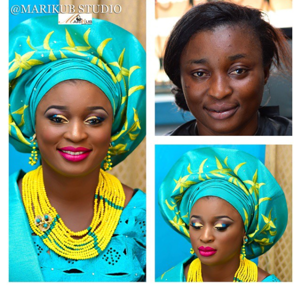 LoveweddingsNG Before and After - Marikub Studios1
