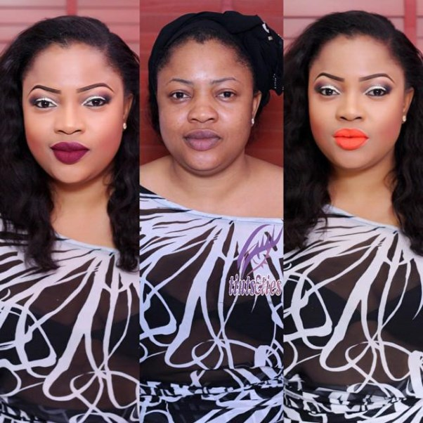 LoveweddingsNG Before and After - Tints & Ties Makeover