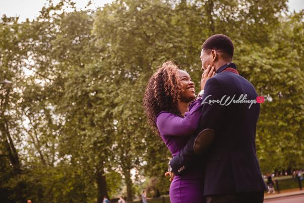 LoveweddingsNG James & Georgina's Pre Wedding Bridge Weddings1