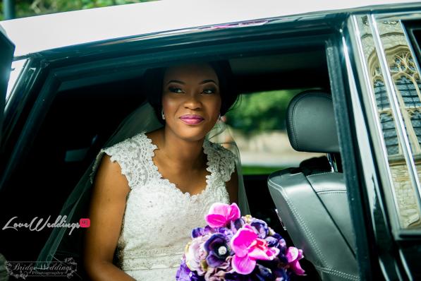 LoveweddingsNG James & Georgina's White Wedding Bridge Weddings15