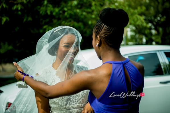 LoveweddingsNG James & Georgina's White Wedding Bridge Weddings16