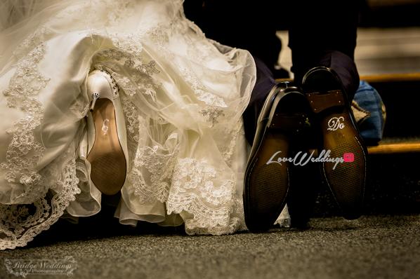 LoveweddingsNG James & Georgina's White Wedding Bridge Weddings20