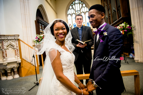 LoveweddingsNG James & Georgina's White Wedding Bridge Weddings22