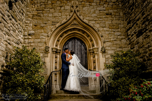 LoveweddingsNG James & Georgina's White Wedding Bridge Weddings26