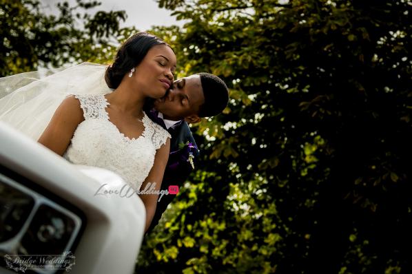 LoveweddingsNG James & Georgina's White Wedding Bridge Weddings34