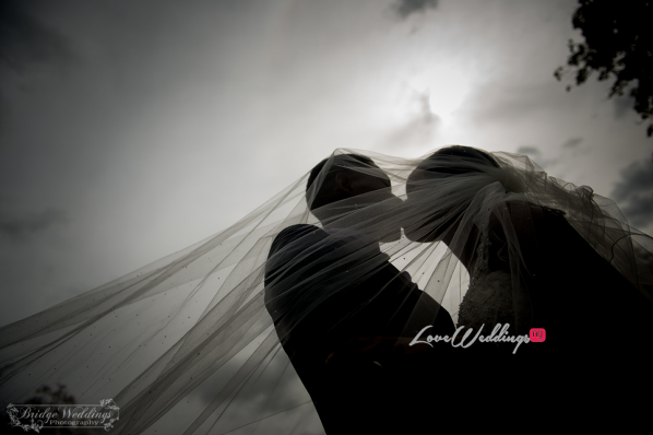 LoveweddingsNG James & Georgina's White Wedding Bridge Weddings35