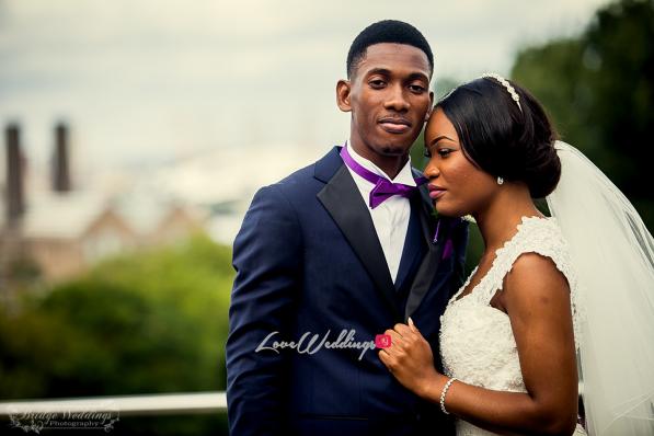 LoveweddingsNG James & Georgina's White Wedding Bridge Weddings36
