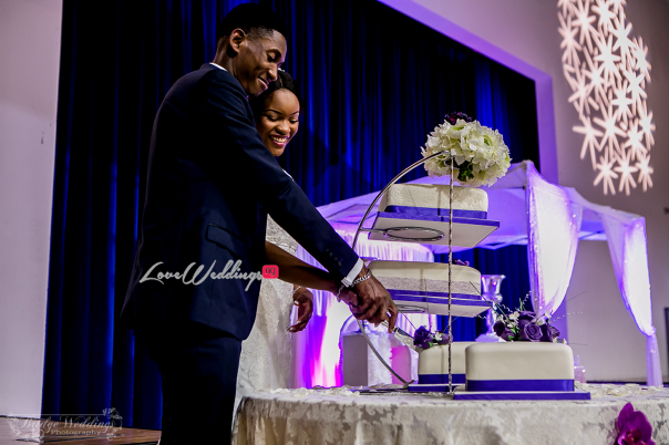 LoveweddingsNG James & Georgina's White Wedding Bridge Weddings41