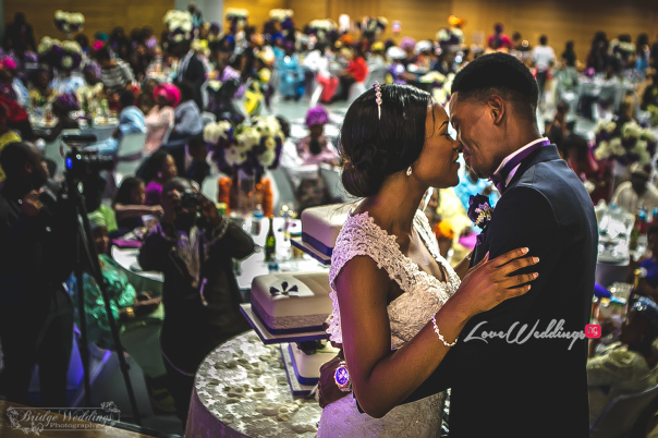 LoveweddingsNG James & Georgina's White Wedding Bridge Weddings42