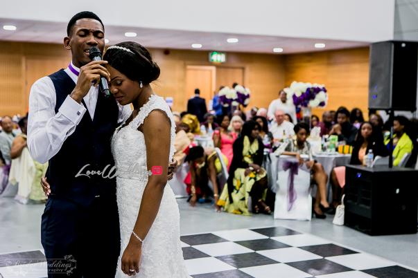 LoveweddingsNG James & Georgina's White Wedding Bridge Weddings46