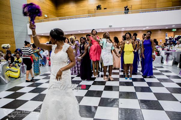 LoveweddingsNG James & Georgina's White Wedding Bridge Weddings47