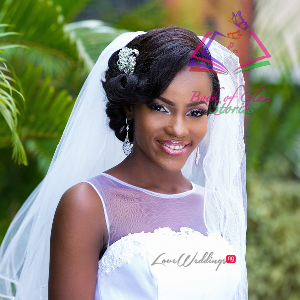 LoveweddingsNG Nigerian Bridal Makeup Inspiration - Book of Glam Stories11