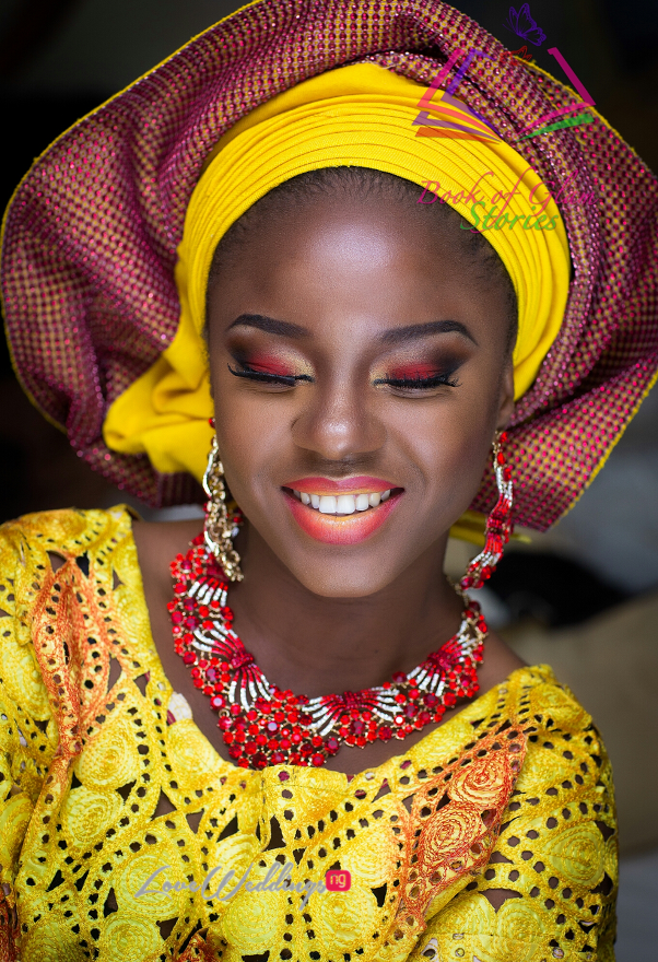 LoveweddingsNG Nigerian Bridal Makeup Inspiration - Book of Glam Stories9