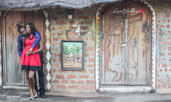 LoveweddingsNG Nigerian Pre Wedding Shoot Location - Art & Craft Place Abuja Caramel Photos3