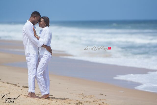 LoveweddingsNG Nigerian Pre Wedding Shoot Location - Atican beach Lagos Caramel Photos